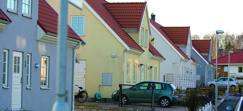 Houses in Skurup