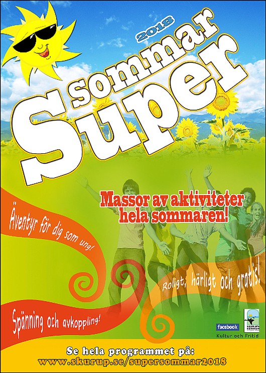Supersommar 2018
